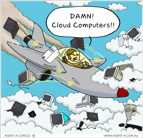 Cloud Computing Hazards