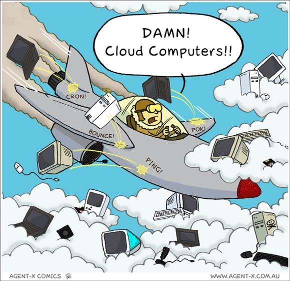 Cloud Computing Hazards